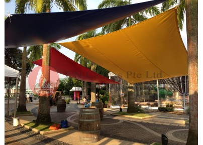 Shade Sail - Leisure