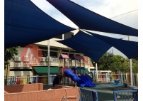 Shade Sail- Playground