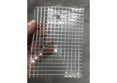 PVC Transparent Mesh Netting